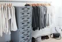 Closet Goals ♡ / On this board I have pinned my favorite walk in closets and organized wardrobes. I've always dreamed of both and maybe one day it will happen. At least this board can help to inspire all the fashionable ladies out there to a creating the perfect (walk-in) closet!