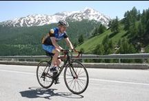 38. CYCLING HOLIDAYS IN FRANCE: ALPINE COLS OF THE TOUR DE FRANCE (MWU) / A spectacular cycling holiday in France and Italy climbing the Bonnette, Izoard, Galibier, Croix de Fer and Alpe d'Huez passes, tracing through the path used in the Tour de France.