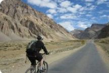 29. MANALI TO LEH RIDE (MIH) / Ride six spectacular passes through the Indian Himalaya, unparalleled for sheer scale and mountain beauty.