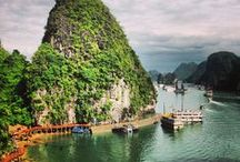 27. VIETNAM ADVENTURE (AOV) / A comprehensive north to south exploration of Vietnam.