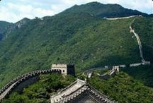 18. WALKING THE GREAT WALL (TCW) / A fascinating trek, with the grandeur of China literally at our feet