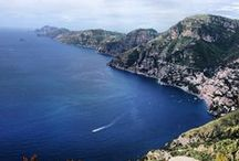 16. WALKING THE AMALFI COAST (TDA) / Daywalks and sightseeing on the magnificent Sorrentino Peninsula.