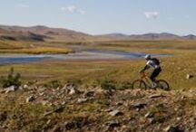 12. CYCLING THE EMPIRE OF GENGHIS KHAN (MCM) / An epic adventure exploring the mountains and steppes of Mongolia, once home to Genghis Khan