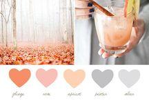 The Wedding - Color Palette