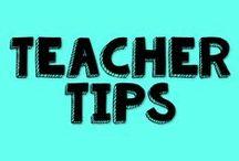Teacher Tips / Blog posts and other ideas for teachers!