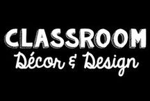 Classroom Decor and Design / Ideas to make your classroom fun and organized!