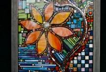 Mosaic & Stained Glass Art / by Jeannie Overman Incognitos
