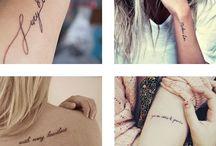 Tattoo dreamin