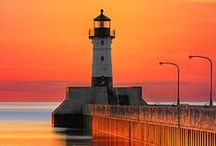 Light houses / by Jeannie Overman Incognitos