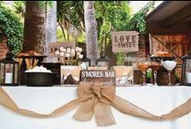 Wedding and Anniverary Parties! / All the most beautiful and unique ideas to decorate and feed your guests. Recipes, tablescapes and thank yous. Anything you need or dream of is right here!