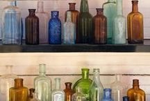 Jars, Bottles, And Vases / Jars, bottles, and vases deserve their own special board because there are so many different ways to use them in projects.  There are also so many things you can do with them, ways to paint and finish them, and many different ways to implement them.  Here are some great ideas and inspirations for all those jars, bottles, and vases!
