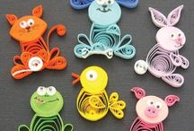 Quilling / by Dina Legum Melet