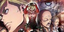 Shingeki no Kyojin/Attack on Titan