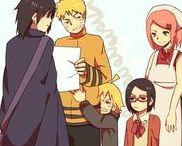 Naruto Families