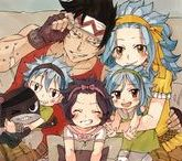 Fairy Tail Families