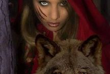 Sharnaes love for wolfs and animals