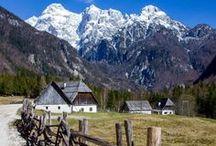 Slowenien - Slovenija