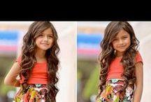 Princess Kupsy / Fashion inspiration for little girls