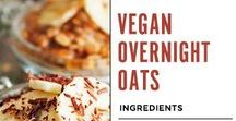 PPC Breakfast Recipes / Whole foods, plant-based ideas (omit the oil!)