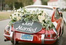 ماشین عروس / ایده هایی برای ماشین عروس و گل آرایی آن