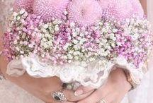 دسته گل عروس / مدل های خاص و دوست داشتنی دسته گل عروس