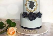 کیک جشن فارغ التحصیلی / مدل های مختلف و جذاب برای کیک جشن فارغ التحصیلی