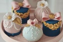 پاپ کیک / پاپ کیک های متنوع برای جشن های تولد، نامزدی، ازدواج و ....