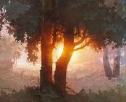 Trees, Forests, Forest stuff + some other scenes & landscapes