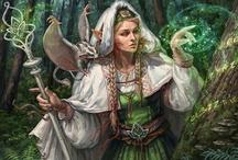 Fairies, mermaids,angels the mystical / I believe...do you???