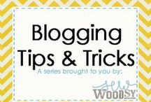 Blogging, Etsy, etc.