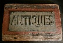 Antique odds and ends / by Kirsten Parris