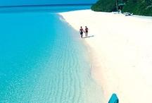 I ♥ a good Beach / by Rachel Ingles
