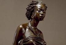 Sculpture / by The Black Art Depot