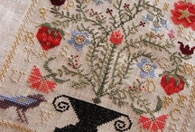 Cross Stitch Samplers & Other Needlework Projects / by Kirsten Parris