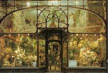 Art Nouveau / Art Nouveau style and inspiration (1885 - 1915) / by Joel Bedford