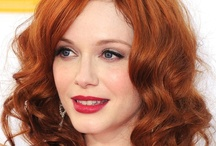Emmy's Beauty ¬ Christina Hendricks / by Zuneta Beauty