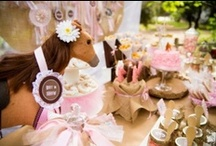 Pretty Pony Parties / Lots of beautiful ideas for a pony party