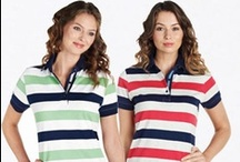 We Love Stripes / A collection of stripy equestrian style fashion
