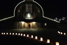 Christmas in the barn / by Once Upon A Party