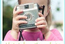 Papa...Paparazzi / Camera information / by Lynsey Hackett