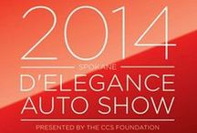 D'Elegance Auto Show / Showcasing Spokane's finest d'elegance cars to benefit student scholarships! / by CCS Foundation