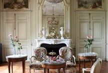 Classically French Interiors