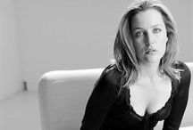 A bit of Gillian Anderson