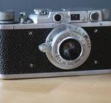 FED-NKVD (1941) / FED-NKVD type 8 35mm Interchangable Lens Rangefinder Camera with Industar-50 50mm f3.5 Red P version