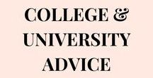 GG Gives College Advice / This board is all about college tips and college advice for millennials. It also includes resume tips and trick, how to survive college, and important advice for college-aged women.