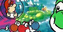 Super Famicom (Super Nintendo) video games / Super Famicom (NTSC Japanese Super Nintendo) sleeves collection