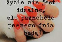 Memy o paznokciach made by Anka Na Hybrydowym Haju