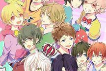 Tsukiuta The Animation (*^^*)