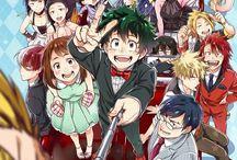 My Hero Academia ✌︎('ω'✌︎ )
