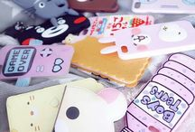 Phone Cases / Just to go around with a cute phone case and show to everyone that you have it and it's SUPER DUPER CUTE.